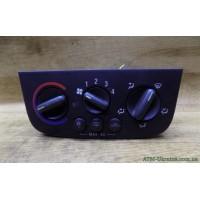 Блок управления печкой, климат контролем, Opel Corsa C, GM 9196202
