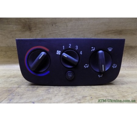Блок управления печкой, Opel Corsa C, GM 9196202