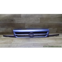 Решётка радиаторная, Opel Astra F, GM 90414156