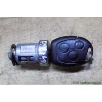 Личинка замка зажигания с ключом, Ford Mondeo 2, МК-2