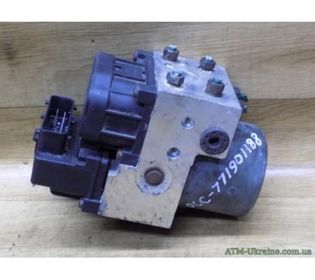 Блок управления ABS, Opel Corsa C, BOSCH 2273004227, 09127108HL