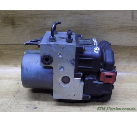 Блок управления ABS, Citroen Berlingo, BOSCH 0273004439, 9635756480RG