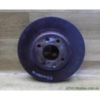 Тормозной диск передний, Renault Kangoo, (дизель)