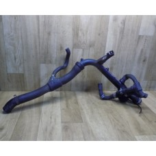 Патрубок системы охлаждения, Opel Vectra A, Opel Vectra B, x16szr, 90499771