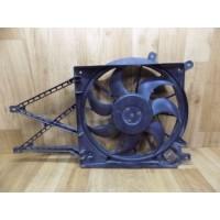 Вентилятор радиатора, 1.6, Opel Astra G, 90570736, 0130303833, 90572751, 3135103387