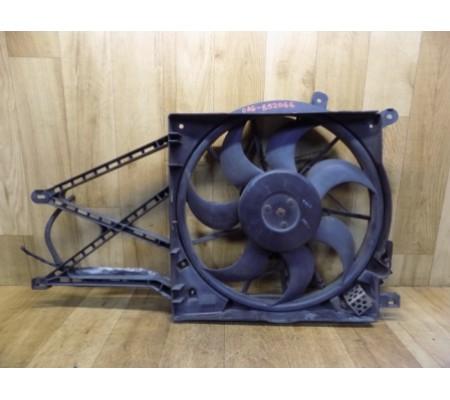 Вентилятор охлаждения, Opel Astra G, 90570736
