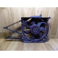 Вентилятор охлаждения, 1.6, Opel Astra G, Opel Zafira A, 0130303833, 90572751