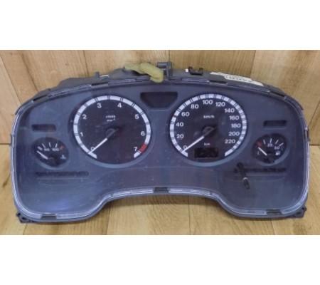 Щиток приборов, Opel Astra G