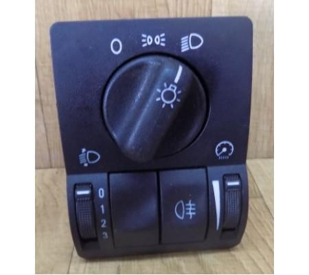 Блок света, Opel Astra G