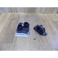 Электронный блок управления двигателем, чип, иммобилайзер, 1.0, Opel Corsa B, 0261204058, 90532609RY, 90532625
