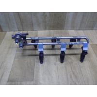 Топливная  рампа с  форсунками, Opel Omega B, X25XE, 0280156045