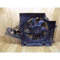 Вентилятор радиатора, 2.2 DTI, Opel Omega B, 0130303915
