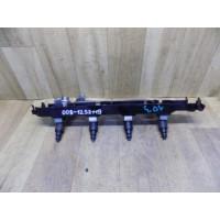 Топливная рампа, форсунка, 2.0, Opel Omega B, 90501588, 90411551