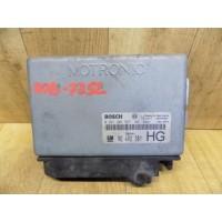 Электронный блок управления двигателем, 2.0, Opel Omega B, 0261203587, 90492381HG