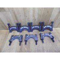 Крепления коленчатого вала, коленвала, 2.5 DT, X25TD, M51 D25, Opel Omega B