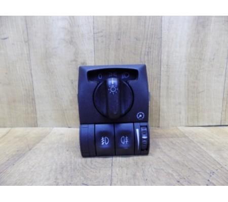 Блок света, Opel Omega B, 90566846