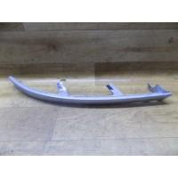 Накладка левая (ресничка) под фару, Opel Omega B, 09148391