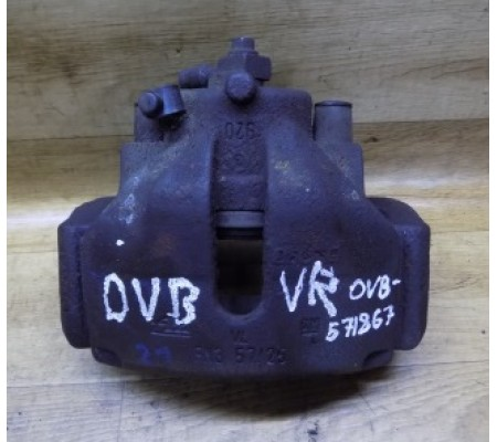 Суппорт тормозной, передний правый, Opel Vectra B
