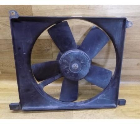 Вентилятор радиатора, Opel Omega A