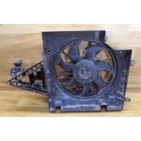 Вентилятор радиатора, Opel Omega B