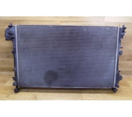 Радиатор, Opel Vectra C