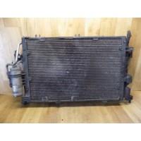 Радиатор с радиатором кондиционера, Opel Corsa C, 24445193