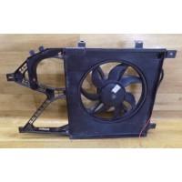 Вентилятор радиатора, Opel Corsa C