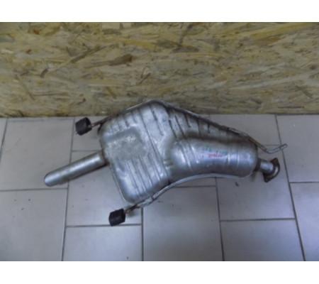 Глушитель, задняя часть, универсал, Opel Vectra B