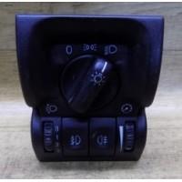 Блок света, Opel Vectra B, 53142807