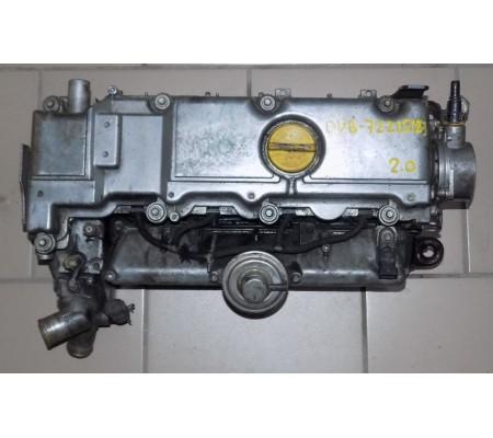 Головка блока цилиндров, ГБЦ, 2.0, Opel Vectra B