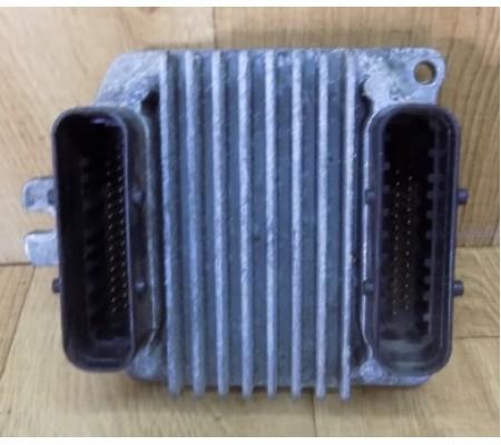 Блок управления двигателем, Opel Vectra B, 09364599