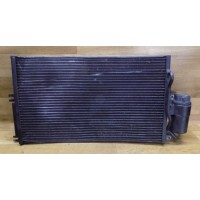 Радиатор кондиционера, Opel Vectra B