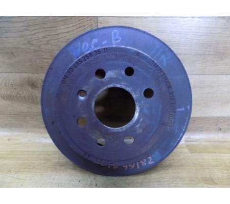 Тормозной диск задний, Opel Vectra B, 90495269
