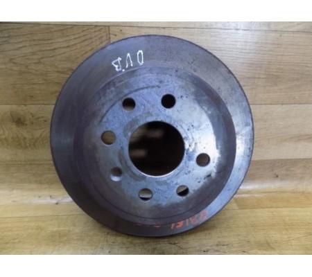 Тормозной диск задний, Opel Vectra B