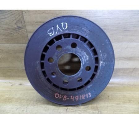 Тормозной диск передний, Opel Vectra B