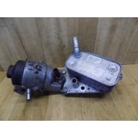 Корпус масляного фильтра с масляным радиатором, 1.9 CDTI, Opel Vectra C, Opel Astra H, 5989070231