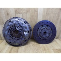 Корзина с диском сцепления, 1.9CDTI, Opel Vectra C, Opel Astra H, 55353062, 9223223
