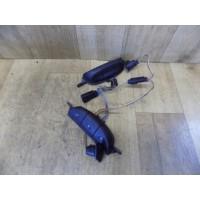 Подрулевые переключатели управления магнитофоном, Opel Zafira A, 90561159