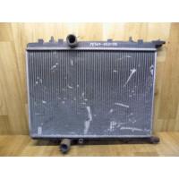 Радиатор охлаждения, 1.6, Peugeot 307, 9637040680