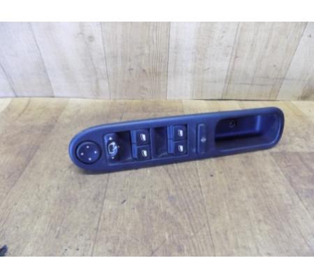 Кнопка стеклоподъемника передняя левая, Peugeot 307, 96351624XT