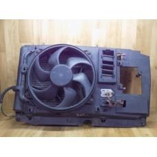 Вентилятор радиатора, Citroen Berlingo