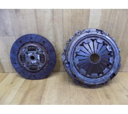 Корзина с диском сцепления, 1.6, Peugeot 206, 9641689680, 9645879980