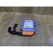 Блок управления AIRBAG, Renault Kangoo, 8200381654, 605044900