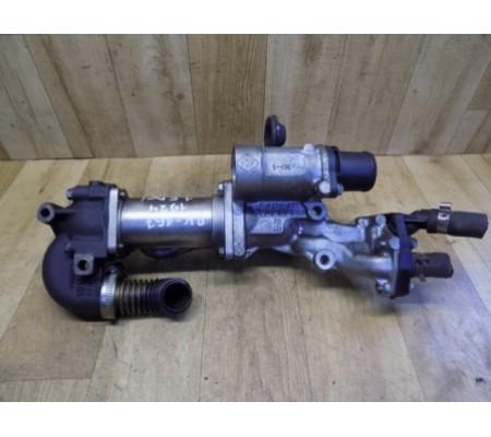 Теплообменник EGR, 1.5 DCI, Renault Kangoo, 8200545260, 8200337841E, 8200423361A