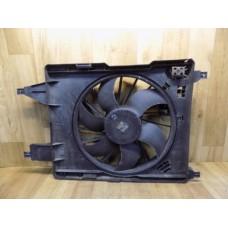 Вентилятор охлаждения, 1.6, Renault Megane 2, Renault Scenic 2