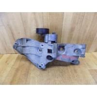 Кронштейн генератора и компрессора с роликом, 1.6, Renault Scenic 2, 8200371058, 8200327134