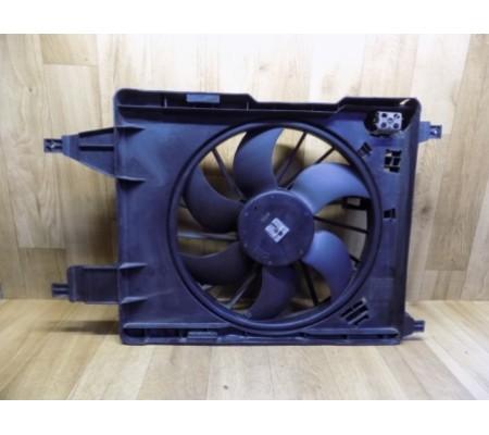 Вентилятор радиатора, Renault Scenic 2, 8200151465
