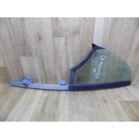 Дверная форточка, стекло передней правой двери, Smart 450, 43R-00048