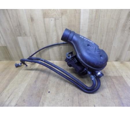 Дроссельная заслонка (моноинжектор), 1.8, Volkswagen Golf 3, 3435201583