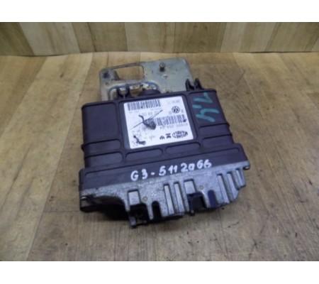 Электронный блок управления двигателем, ЭБУ, 1.4, Volkswagen Golf 3, 61600.256.04, 032906030G